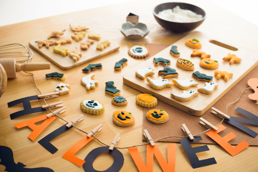godteri halloween