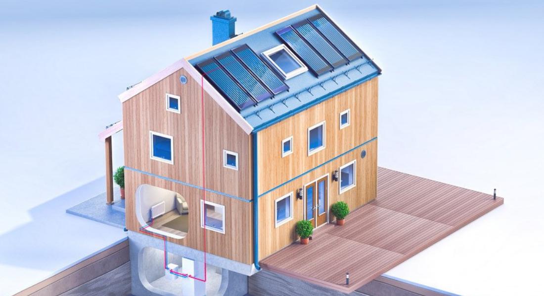 klimaavtrykk bolig